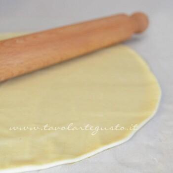 Pasta Brisee - Ricetta