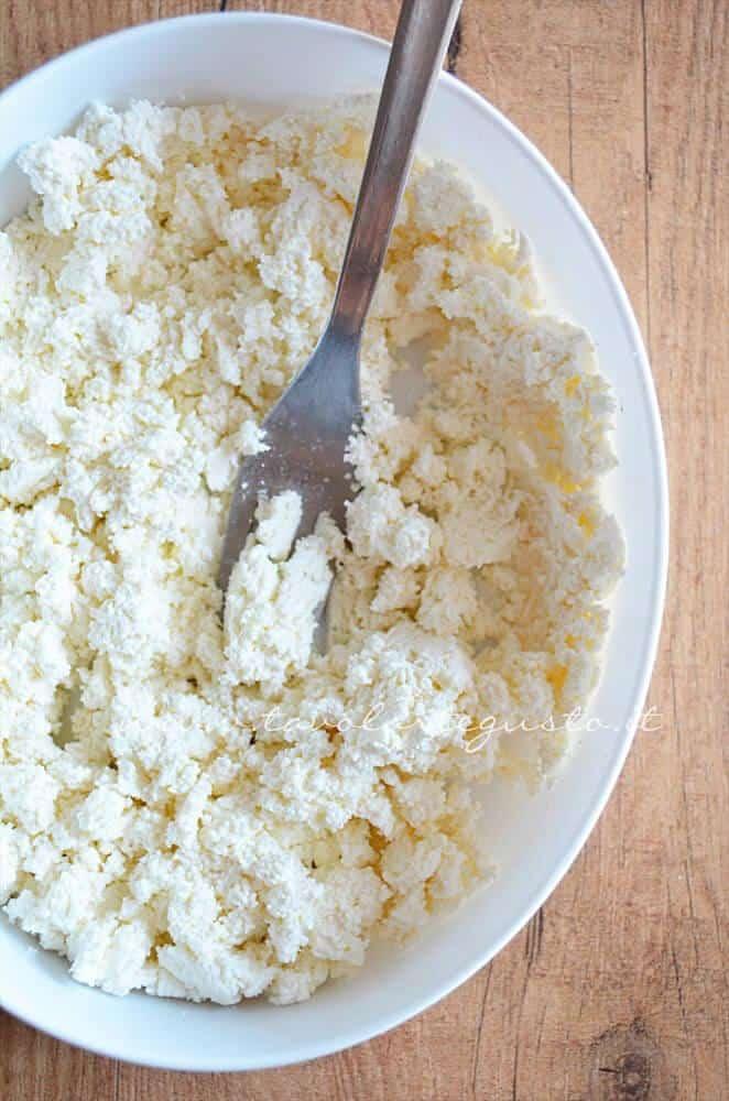 Ricotta e sale - Ricetta Torta ricotta e spinaci (senza uova)