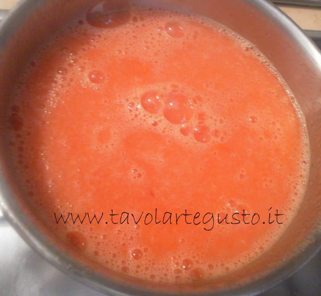 come fare i conchiglioni ripieni di melanzane e mozzarella 9