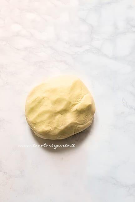 Impasto per biscotti - Ricetta Pasta frolla per biscotti