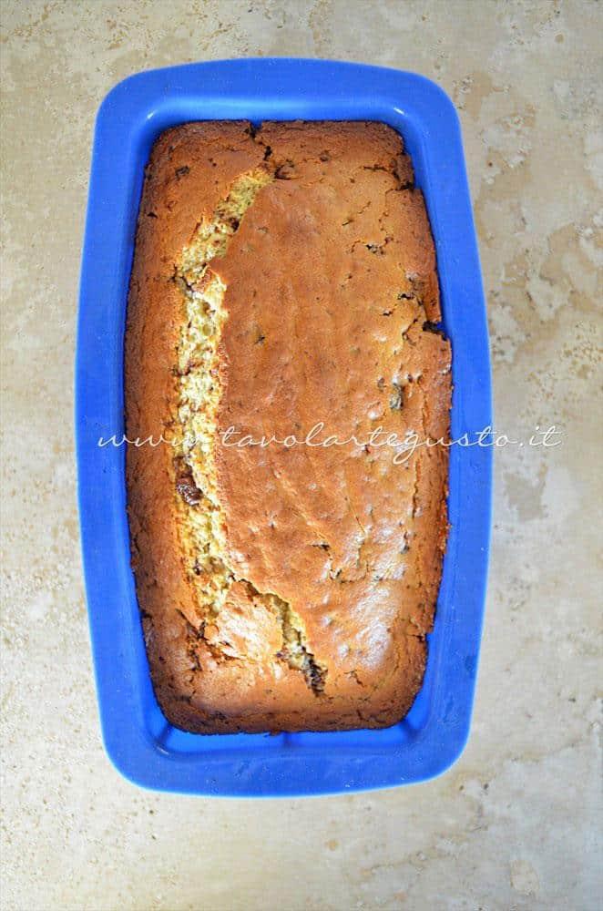 La Torta ricotta e cioccolato sfornata - Ricetta Torta ricotta e cioccolato