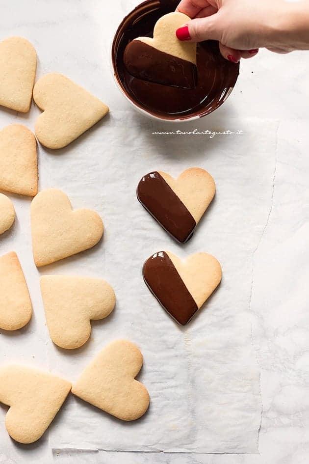 Pasta frolla per biscotti - Biscotti di pasta frolla perfetti - Ricetta Pasta frolla per biscotti