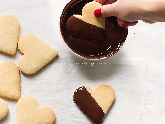 Pasta frolla per biscotti - Biscotti di pasta frolla