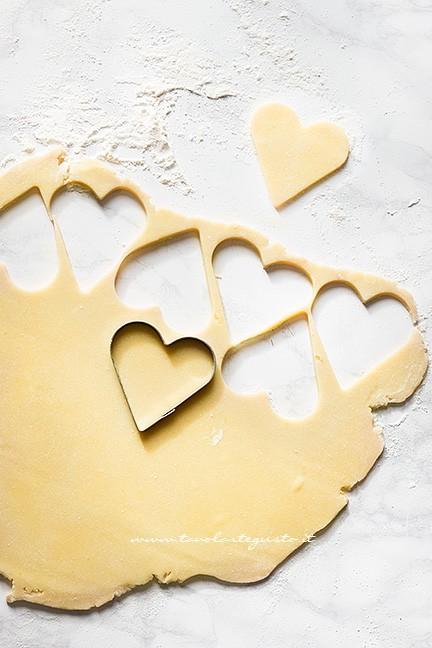 come intagliare i biscotti - Ricetta Pasta frolla per biscotti