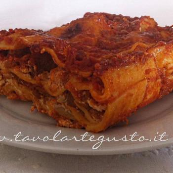 Lasagne napoletane - Ricetta Lasagne napoletane