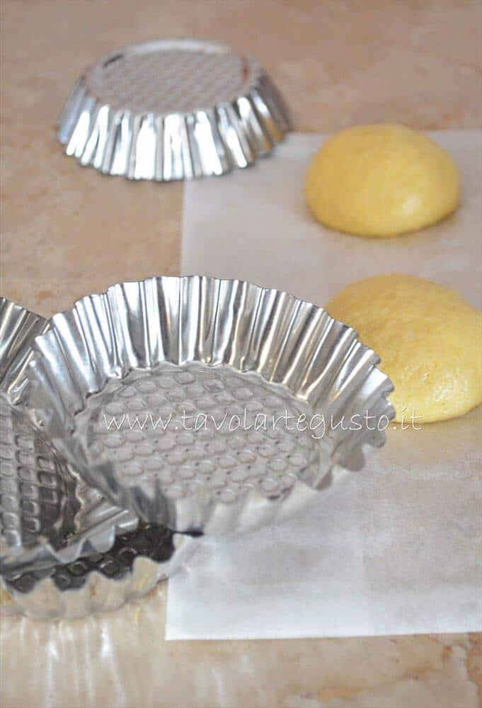 Brioche in forma - Pasta Brioche Ricetta - Brioches dolci