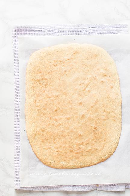 Pasta Biscotto appena cotta - Ricetta Pasta Biscotto