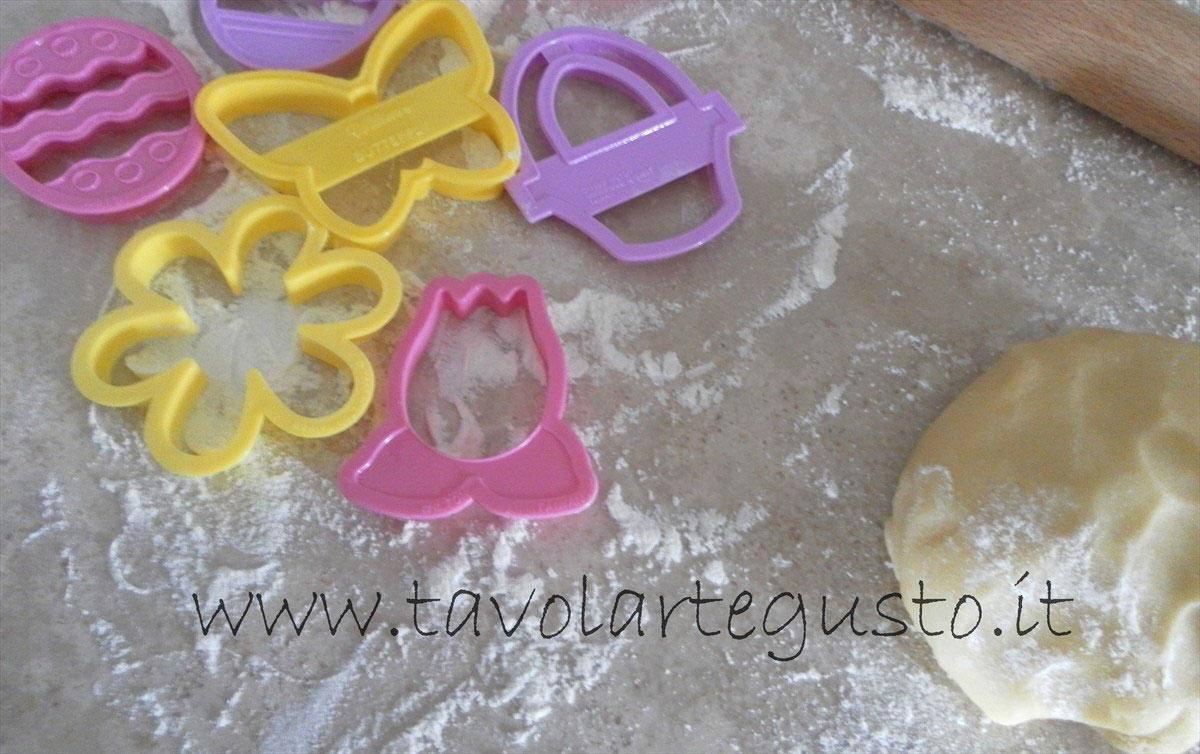 biscotti di pasqua decorati