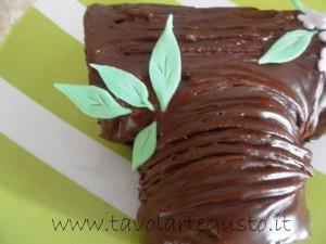 Tronchetto al cioccolato16