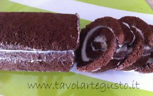Tronchetto al cioccolato3