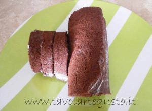 Tronchetto al cioccolato4