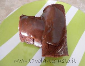 Tronchetto al cioccolato8