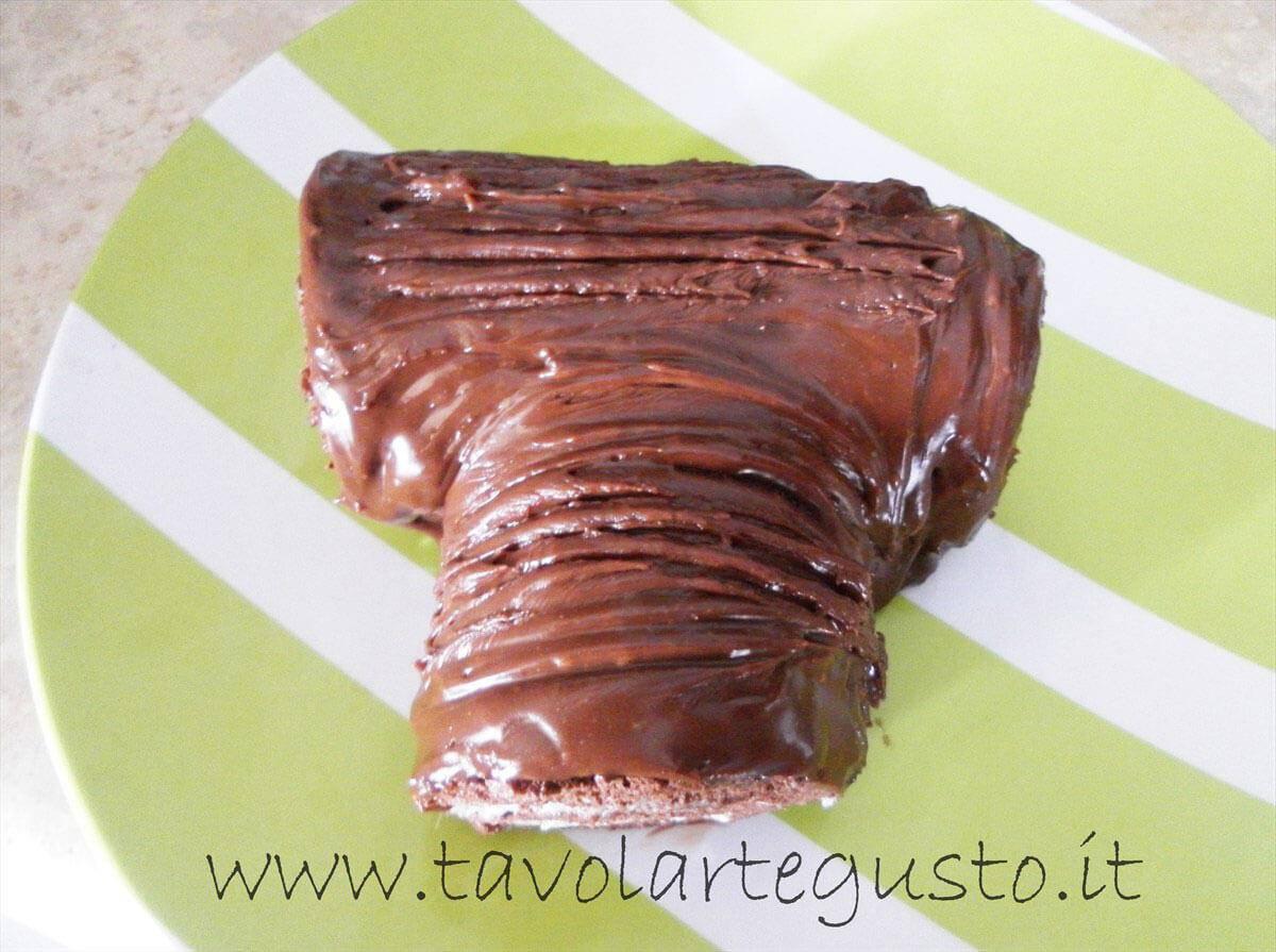 Tronchetto al cioccolato9
