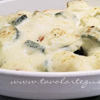 Verdure gratinate - Ricetta Verdure gratinate