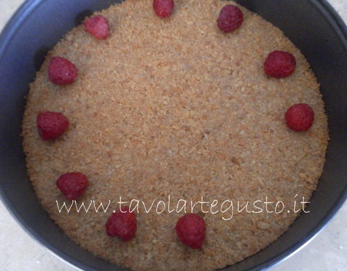 cheesecake ricotta e lamponi18