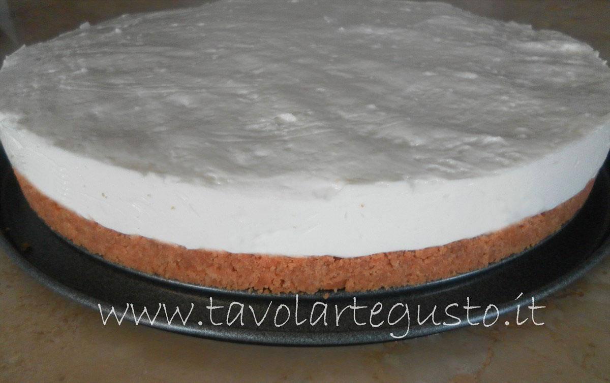 cheesecake ricotta e lamponi27