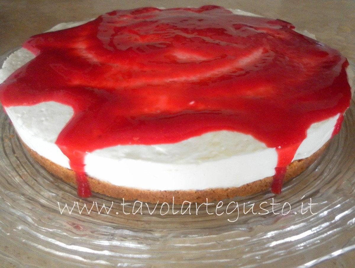 cheesecake ricotta e lamponi28