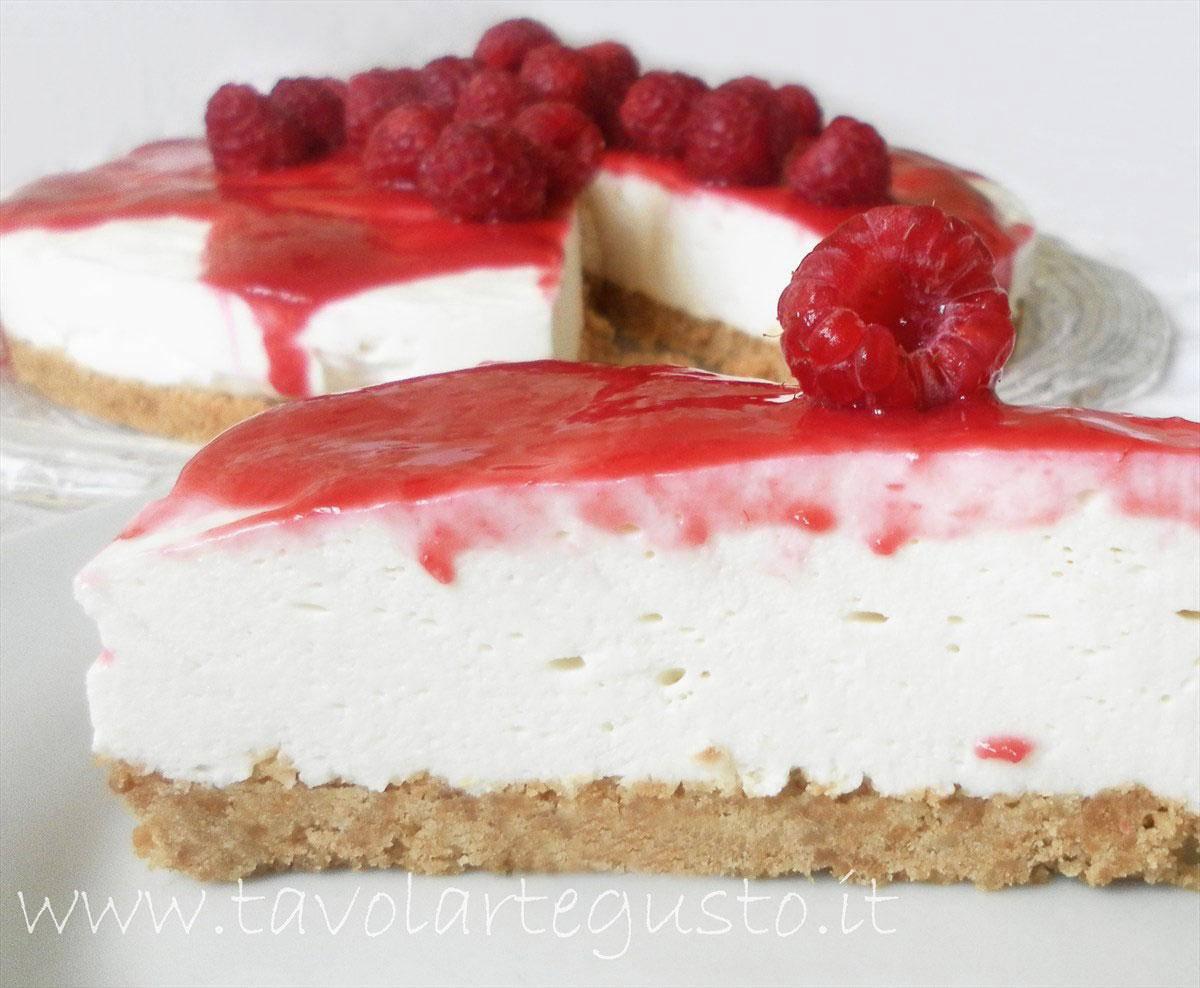 cheesecake ricotta e lamponi29