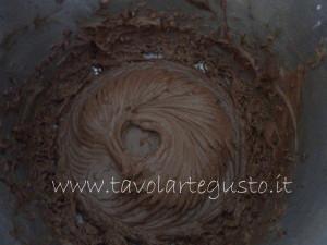 cupcakes al cacao con crema alla nutella5