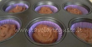 cupcakes al cacao con crema alla nutella6