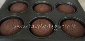 cupcakes al cacao con crema alla nutella7