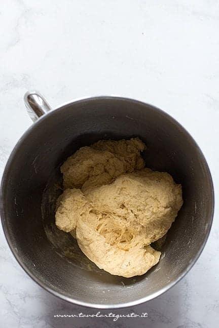 Impasto brioche rustica di patate - Ricetta Brioche rustica
