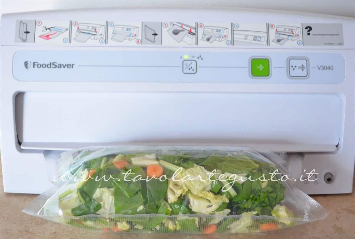 conservare le verdure fresche e cotte7