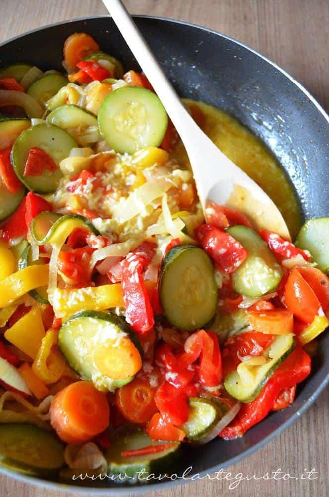 torta salata alle verdure10