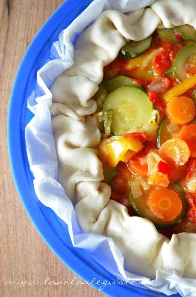 torta salata alle verdure12