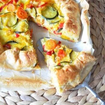 torta salata alle verdure13
