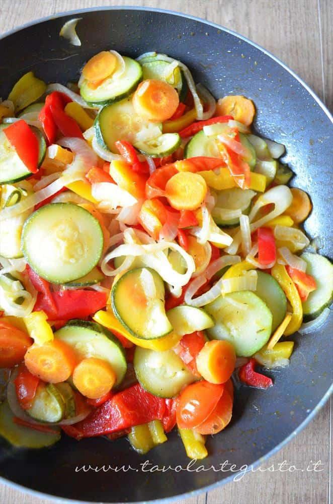torta salata alle verdure6