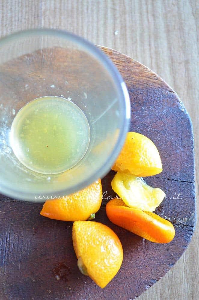 scaloppine al kumquat, peperoncini verdi e mandorle11