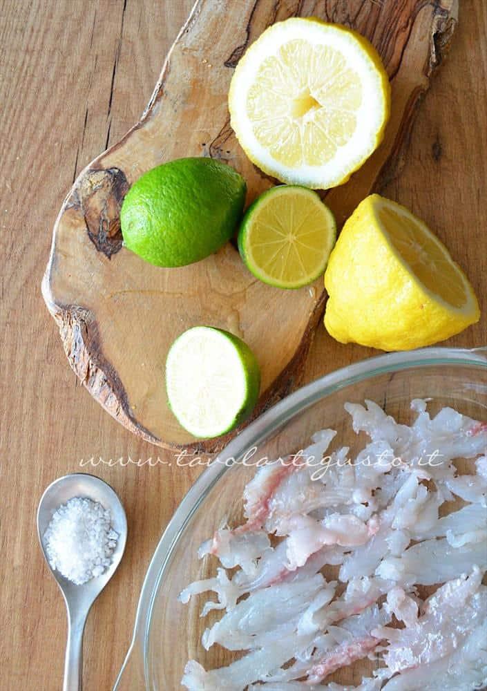 Insalata di pesce alla polinesiana3