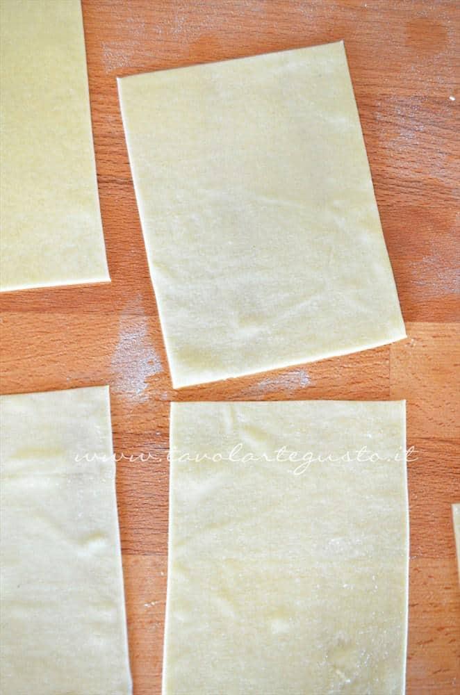 Cannelloni di platessa allo zafferano in sauté di mandorle11