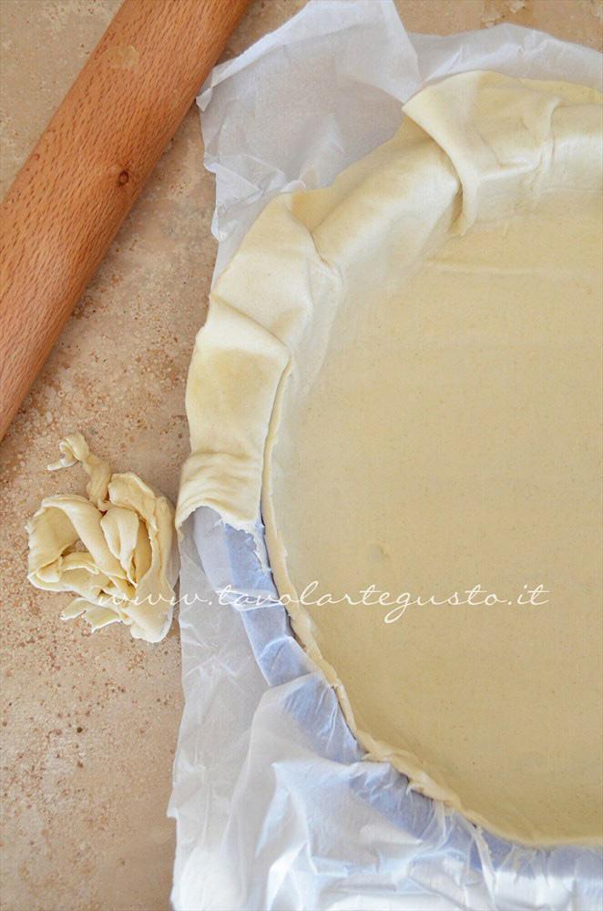 torta salata melanzane e mozzarella5