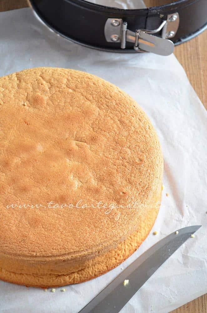 Pan di Spagna - Ricetta