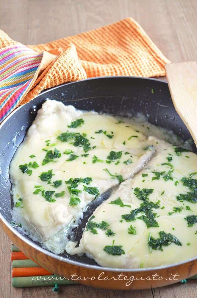 Petto di pollo al formaggio - Ricetta