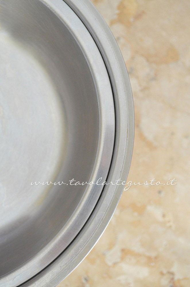 Cestello bagnomaria ad incastro 2 - Ricetta Cioccolatini Ripieni