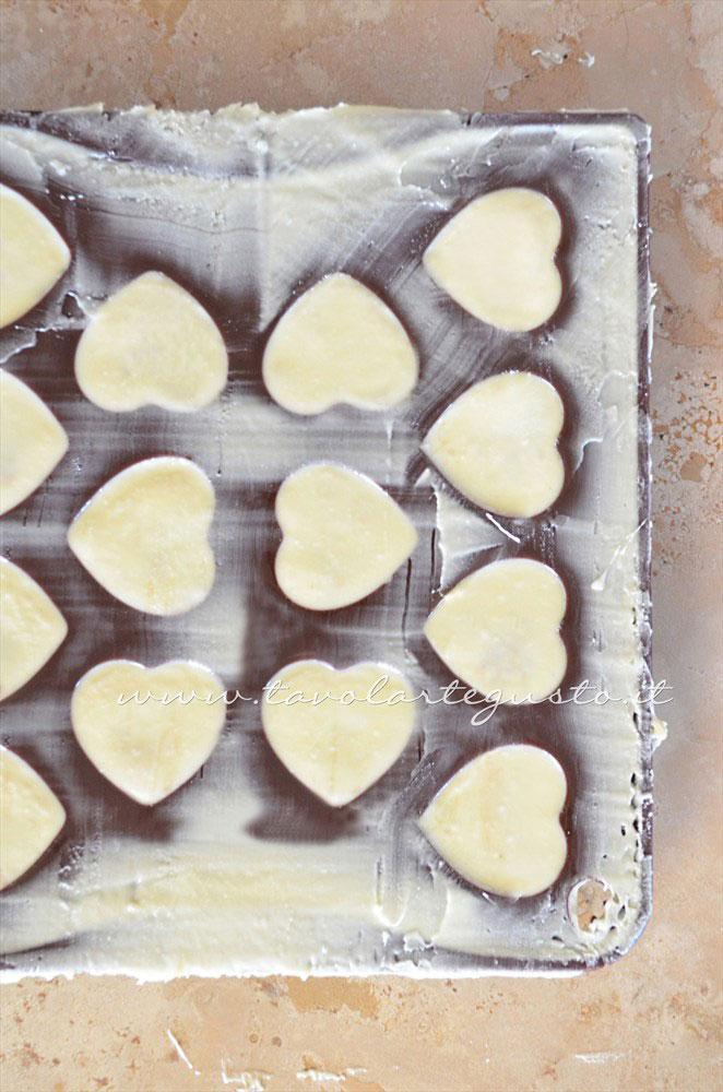 Rasare i cioccolatini - Ricetta Cioccolatini Ripieni