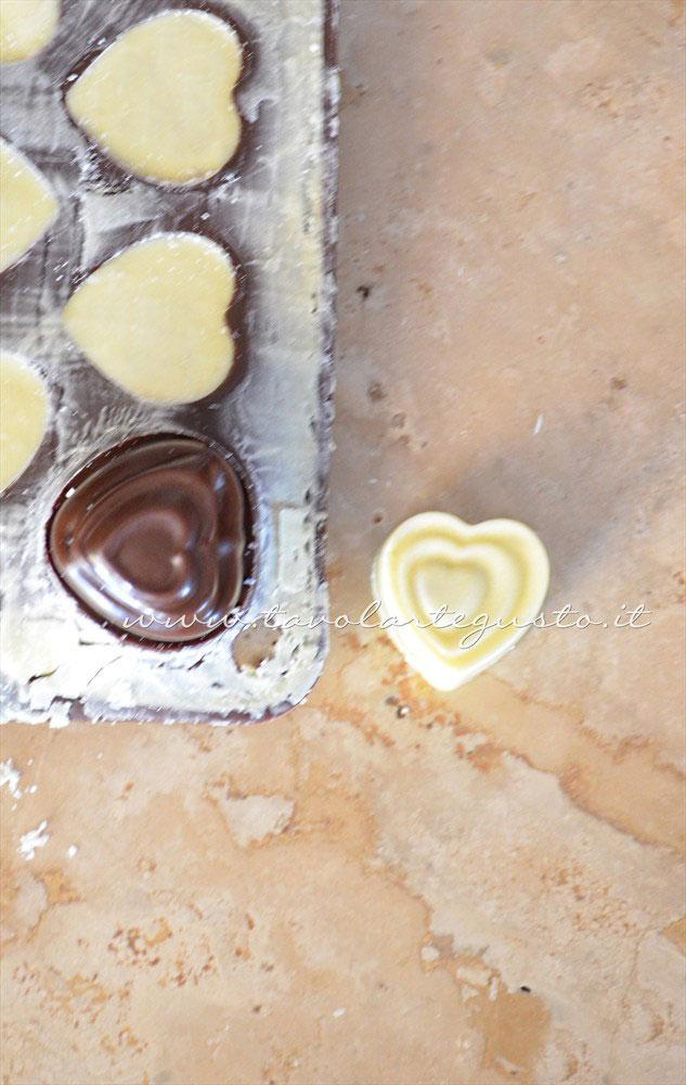 Sformare i cioccolatini - Ricetta Cioccolatini Ripieni