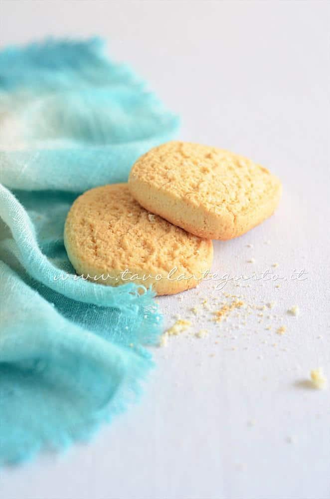 Biscotti per colazione Campagnole Home made - Ricetta Biscotti per colazione