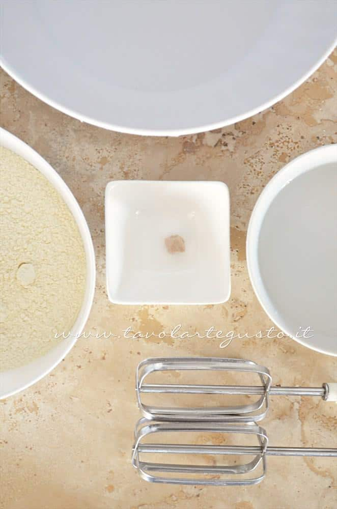 Ingredienti poolish - Ricetta Pizza bianca col poolish