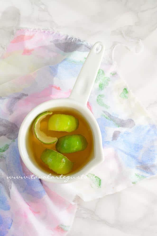 Bagna al rum e lime - RicettaTorta Foresta Nera Exotic Flavours