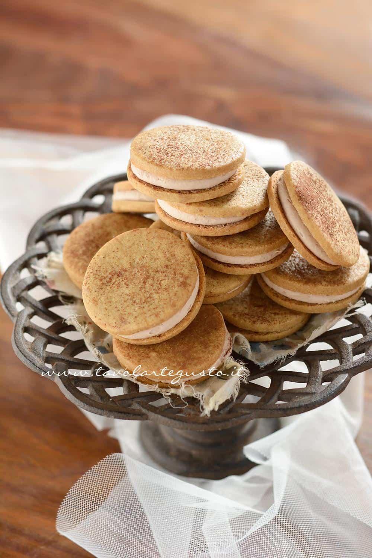 Biscotti al cappuccino - Ricetta Biscotti al cappuccino