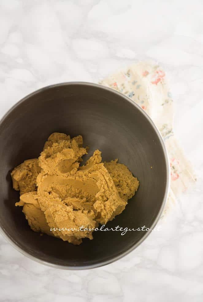 Biscotti al cappuccino ricetta tavolartegsuto for Pasta frolla planetaria