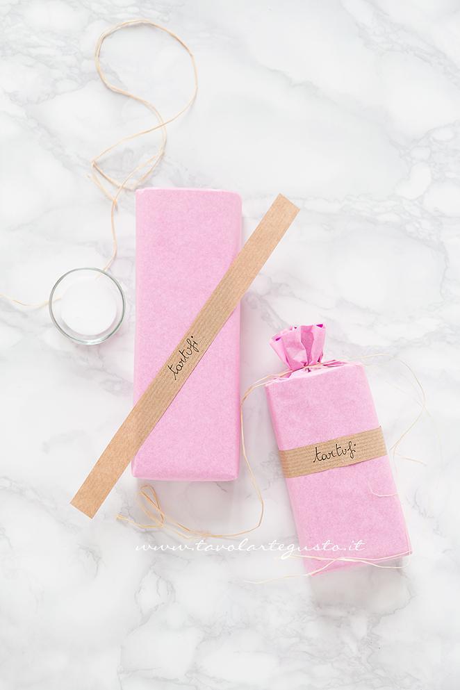 Tartufi al cioccolato veloci senza cottura mille gusti for Foderare una scatola