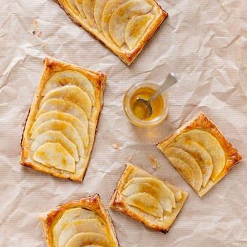 Sfogliatine di mele - Ricetta Sfogliatine di mele