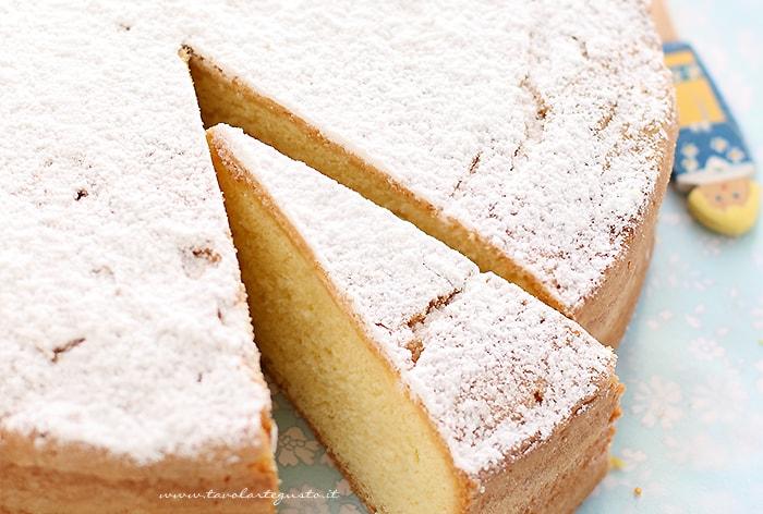Torta Paradiso consigli per la ricetta perfetta - Ricetta Torta Paradiso-