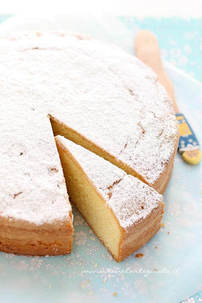 Torta Paradiso consigli per la ricetta perfetta  - Ricetta Torta Paradiso