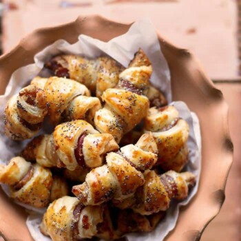 Croissant salati - Ricetta Croissant salati